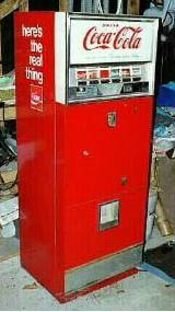 Thinking About Getting A Soda Machine For The Game Room Archive