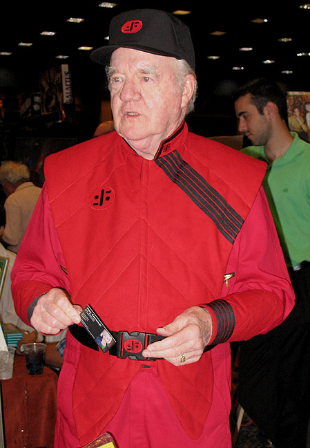 richard herd star trek